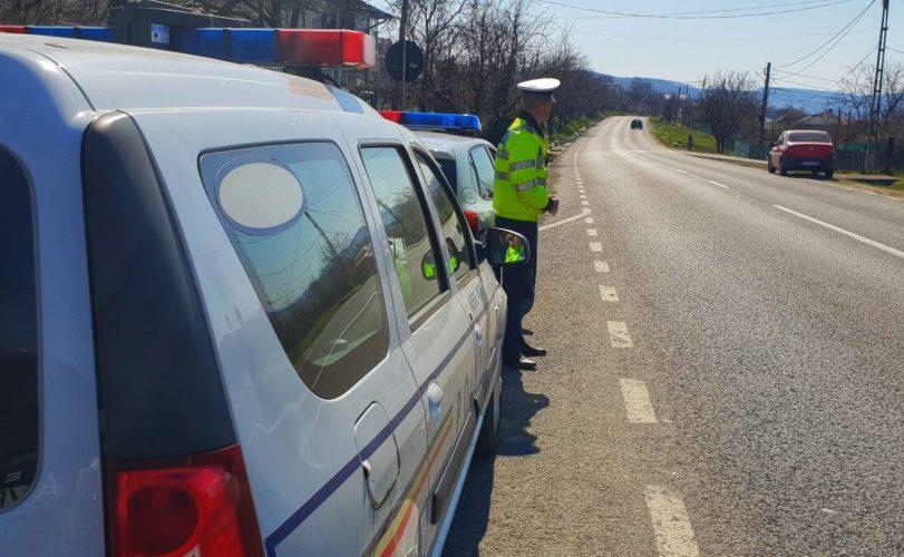 Vitezomanii de pe DN 17, în vizorul Poliției Rutiere