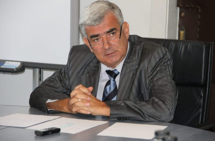 Valentin Cuibus, eliberat din funcția de inspector școlar general