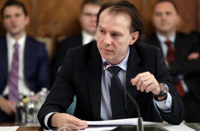 Florin Cîțu: Oamenii să fie cumpătați în cazul amânării ratelor