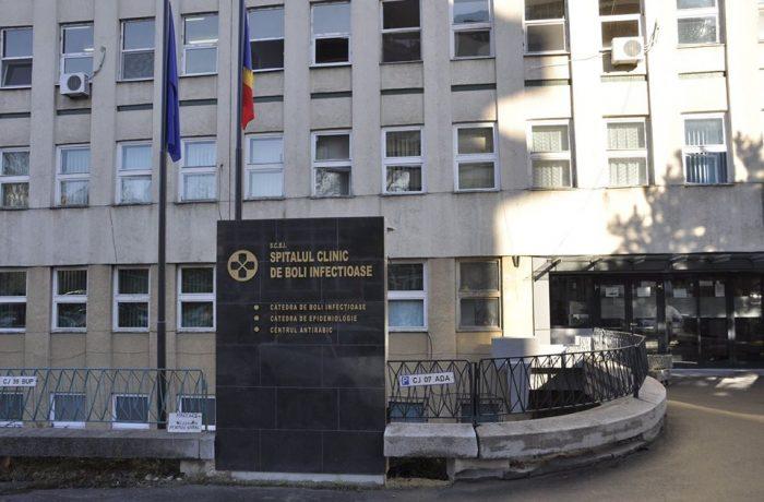 181.145 lei și un aparat de monitorizare, donația Arhiepiscopiei Clujului pentru Spitalul Clinic de Boli Infecțioase din Cluj