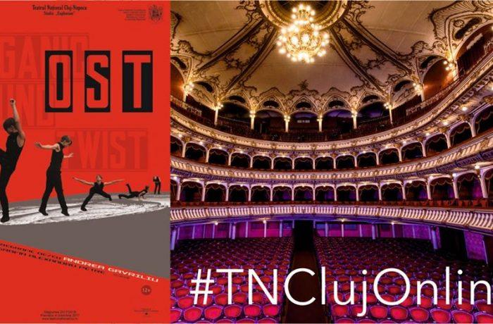 Naționalul din Cluj vă invită la teatru, online!