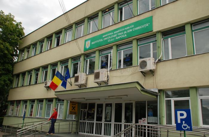 20 de persoane, toate asimptomatice, au fost depistate pozitiv cu COVID-19 la Institutul Oncologic din Cluj-Napoca