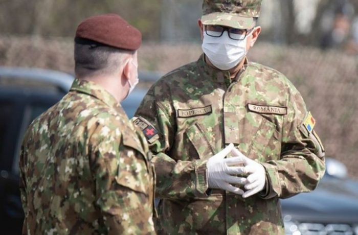 Ordonanța Militară nr.7 introduce măsura carantinei totale asupra localității Țăndărei