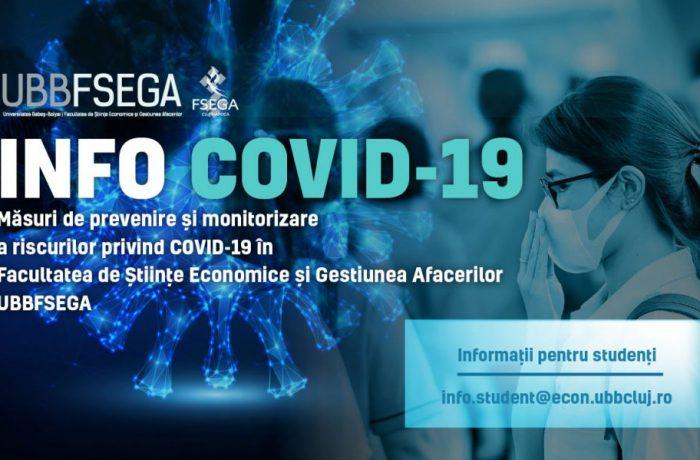 Specialiștii de la FSEGA Cluj realizează previziuni economice în contextul actual