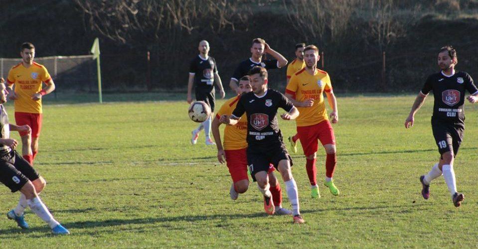 Someşul Dej va participa la un miniturneu, cu 3 echipe, pentru desemnarea campioanei judeţului Cluj la fotbal