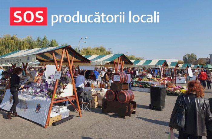 SOS producătorii locali