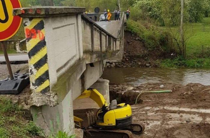 Cât sunt de (ne)sigure podurile din județul Cluj?