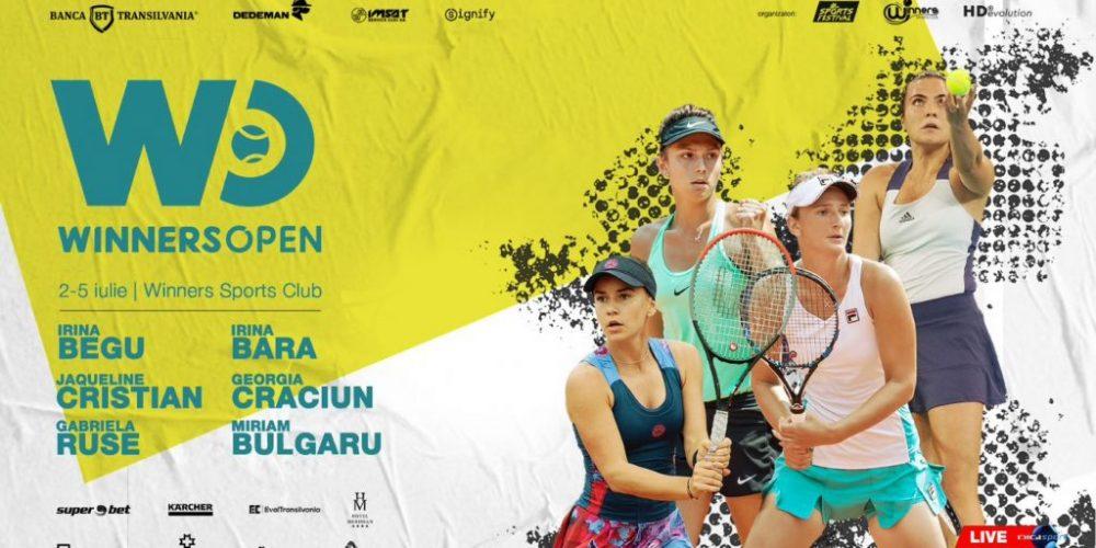 Turneu amical WINNERS OPEN, la Cluj