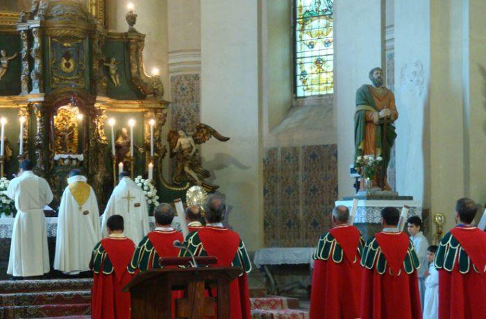 Sărbătoarea Sf. Grigore Luminătorul, la Gherla