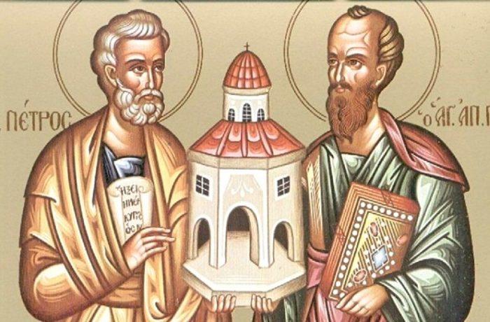 Astăzi începe Postul Sfinților Apostoli Petru și Pavel