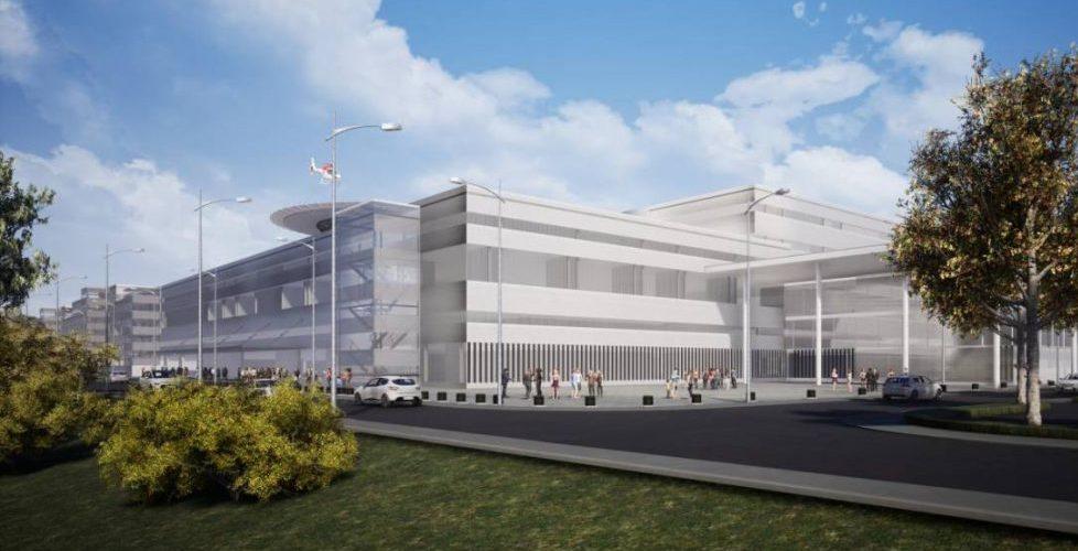 CLUJ: Spital de urgență, de 47 de milioane de euro, finanțat de Comisia Europeană