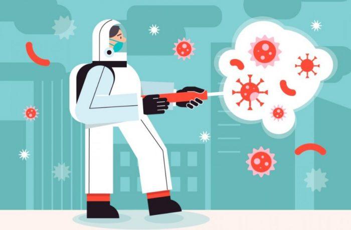 Coronavirus: creșterea e, de fapt, o scădere procentuală a infectărilor