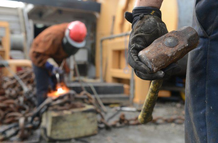 Peste 700 de accidente de muncă în primul trimestru din acest an