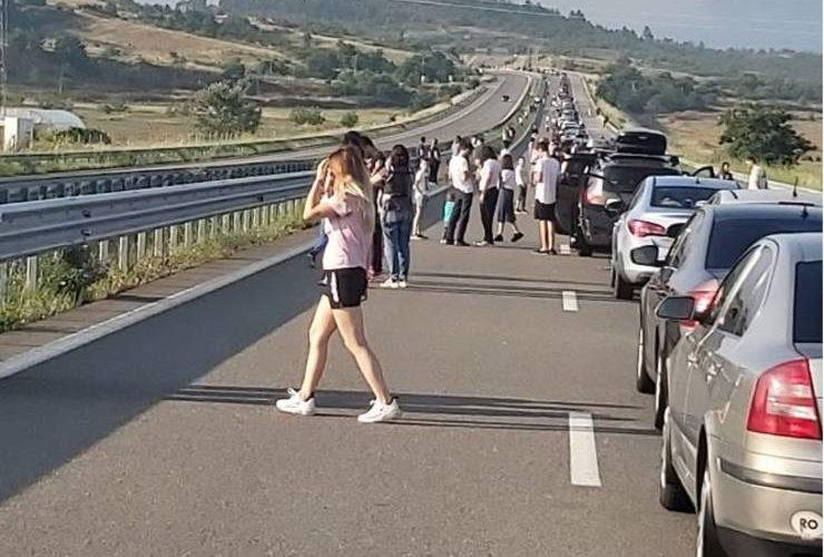 Grecia introduce testarea tuturor persoanelor care intră pe teritoriul său pe la punctul de trecere Kulata-Promachonas