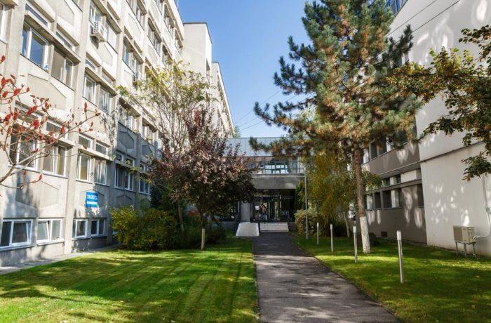 Focar COVID-19 la Spitalul Clujana. Este afectată secţia ATI
