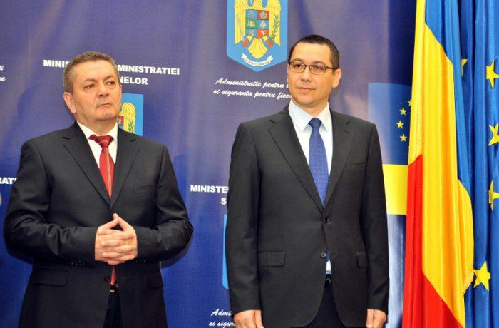 Ioan Rus susține candidații PRO România și propune nominalizarea lui Victor Ponta pentru funcția de prim-ministru