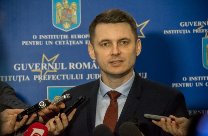 Prefectul Mircea Abrudean solicită autorităților centrale suplimentarea numărului de vaccinuri anti-COVID