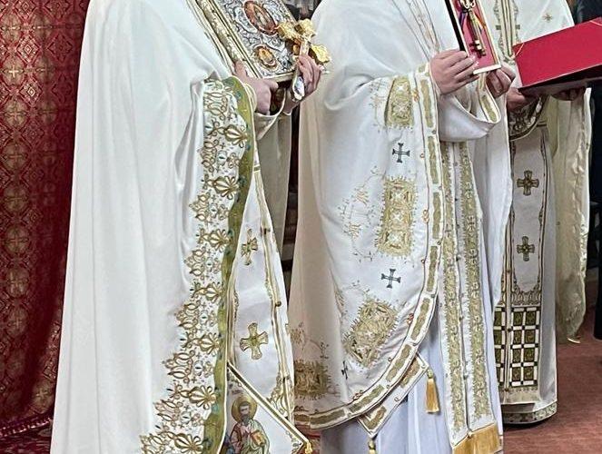 """Părintele Cătălin Alexandru Feier, noul preot paroh în Parohia ,,Adormirea Maicii Domnului"""" din Dej"""