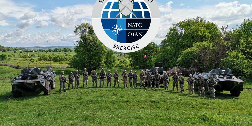 Exerciţiul multinaţional NOBLE JUMP 2021, în România